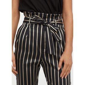 H&M Pinstriped Pants